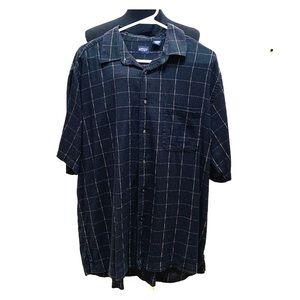 🔥3/$20🔥 Arrow Men's Short Sleeve Shirt Size L